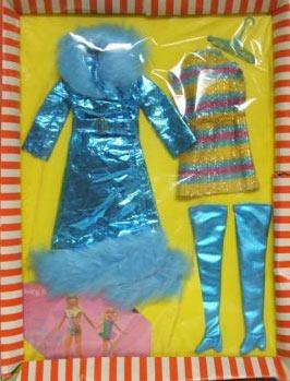 Vintage Barbie Maxi 'n Midi