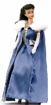 Vintage Barbie Midnight Blue