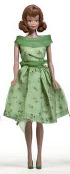 Vintage Barbie Modern Art