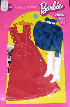 Vintage Barbie O-Boy Corduroy