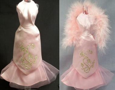 Vintage Barbie Pink Formal