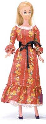 Vintage Barbie Pleasantly Peasanty