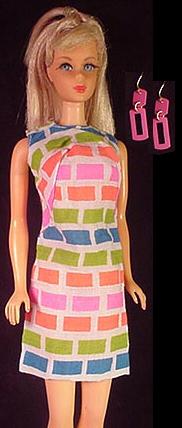 Vintage Barbie Print Aplenty