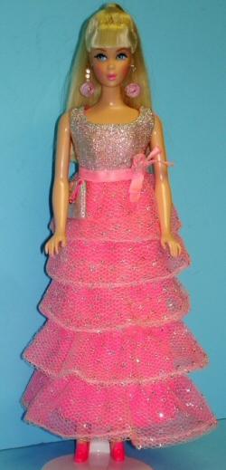 Vintage Barbie Romantic Ruffles