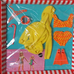 Vintage Barbie Scuba-do's