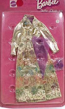 Vintage Barbie Silver Blues