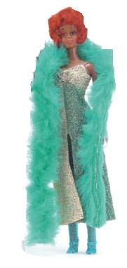 Vintage Barbie Silver Serenade