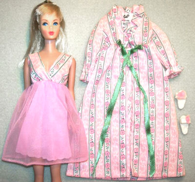 Vintage Barbie Sleepy Set