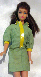 Vintage Barbie Snap Dash