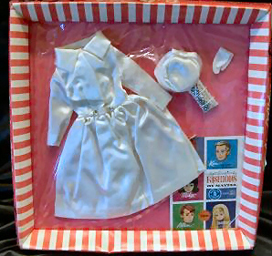Vintage Barbie White Magic