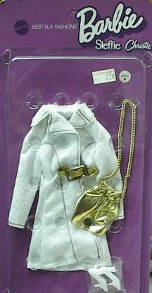 Vintage Barbie White 'n With It  #3352 (1972)