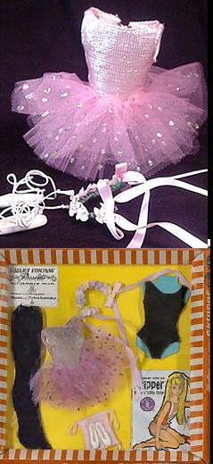 Vintage Skipper Ballet Class