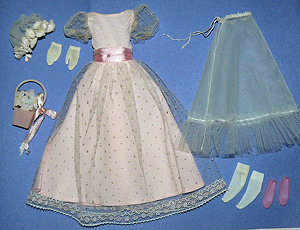 Vintage Skipper Junior Bridesmaid #1934 (1966)