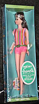 Vintage TNT Francie Doll NRFB