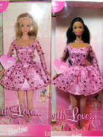 With Love Target Exclusive Valentine Barbie
