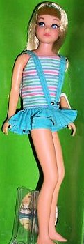 1969 TNT Skipper Doll