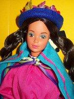 Dolls of the World Peruvian