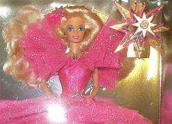 1990 Holiday Barbie