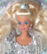 1992 Holiday Barbie