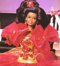 1993 Happy Holiday Barbie