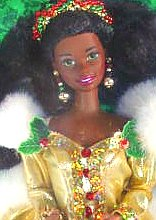 1994 AA Happy Holiday Barbie