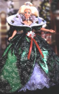 1995 Happy Holiday Barbie