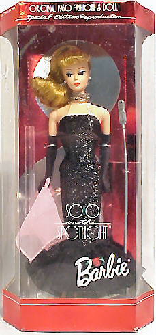 1995 Solo in the Spotlight Vintage Barbie Reproduction