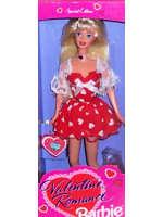Valentine Romance Barbie