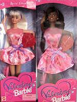 1997 Valentine Barbie
