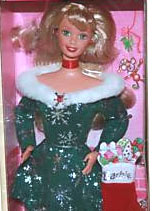 1998 Festive Season Barbie