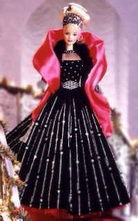 1998 Happy Holiday Barbie