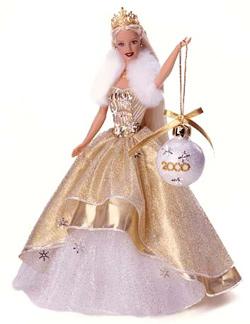 2000 Celebration Barbie
