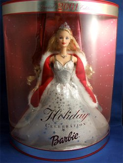 2001 Celebration Barbie