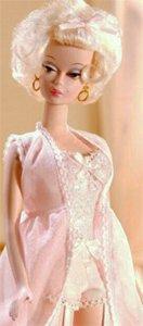 2002 Silkstone Lingerie Barbie