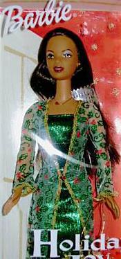 2003 Holiday Joy Barbie