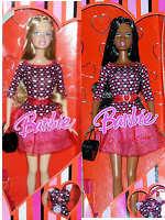 XO Valentine Barbie