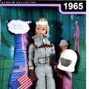 Miss Astronaut Vintage Repro