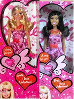 2011 I Love Valentines Barbie