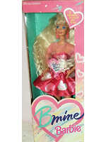 B Mine Barbie