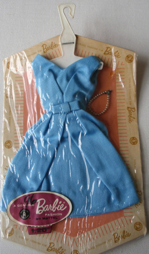 Blue Belle Dress Never Removed From Package