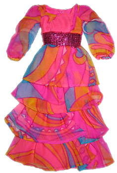 Dancing Lights Vintage Barbie
