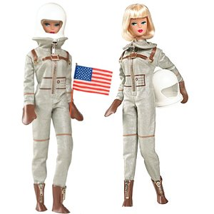 Barbie Miss Astronaut Reproduction