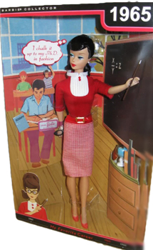 Barbie Student Teacher Reproduction