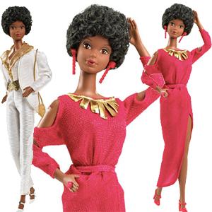 Black Barbie Reproduction