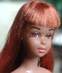 First edition Black Francie Doll