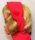 Busy Talking Barbie Headband