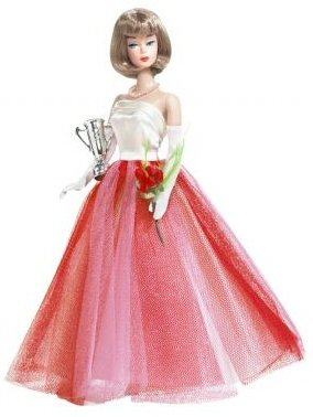 Campus Sweetheart Vintage Barbie Reproduction