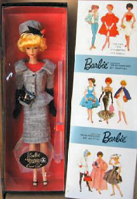 Career Girl Vintage Barbie Reproduction