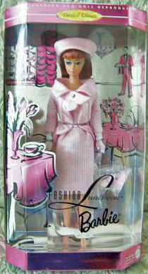 Fashion Luncheon Vintage Barbie Reproduction