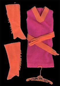 Vintage Barbie Fringe Benefits